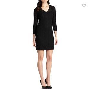 Missoni Italian Long Sleeve Sweater Dress 12 EUC